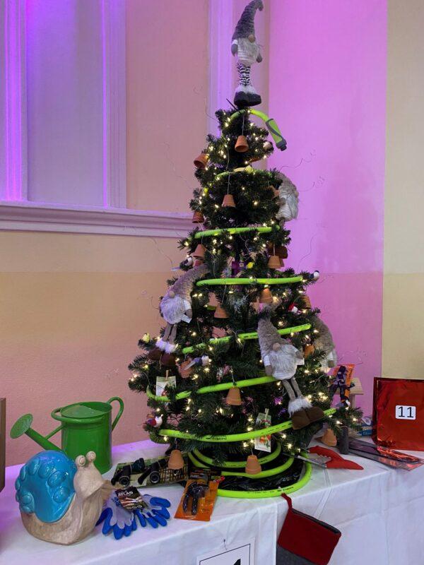 Gnome Microfiber Kitchen Towel Holiday Home Decor O Christmas Tree Gnomes